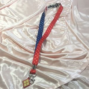 Suicide Squad Lanyard